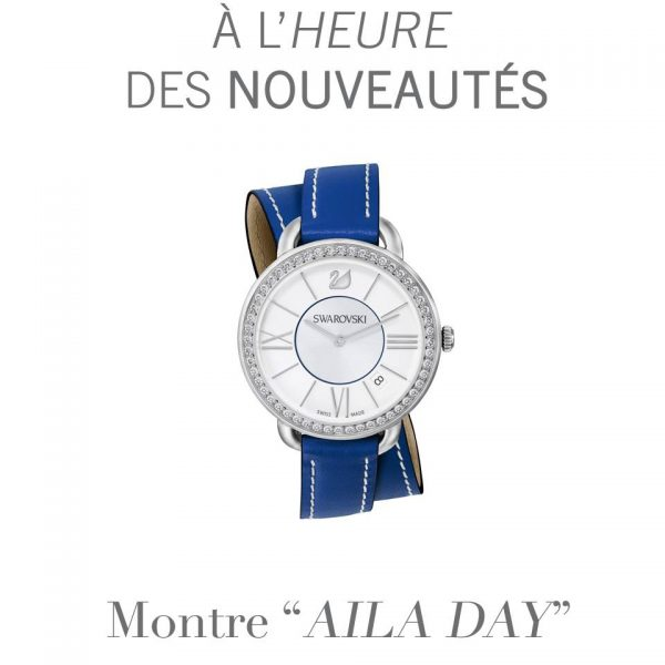 montre swarovski aila day