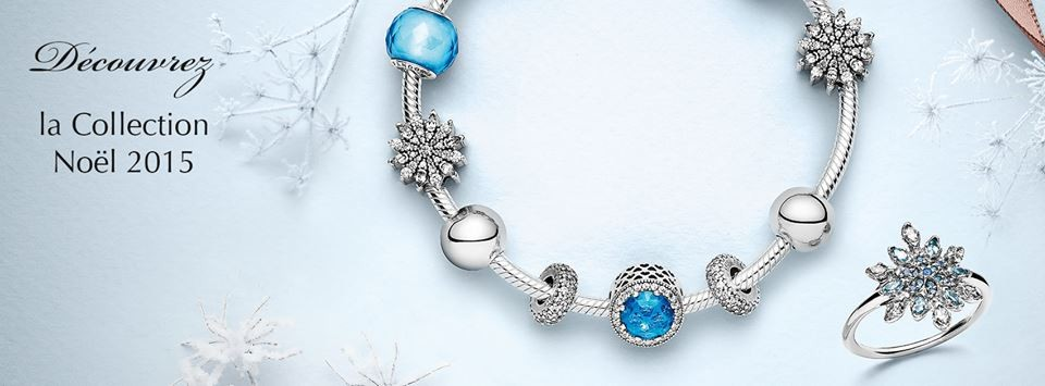 PANDORA - la collection Noel 2015