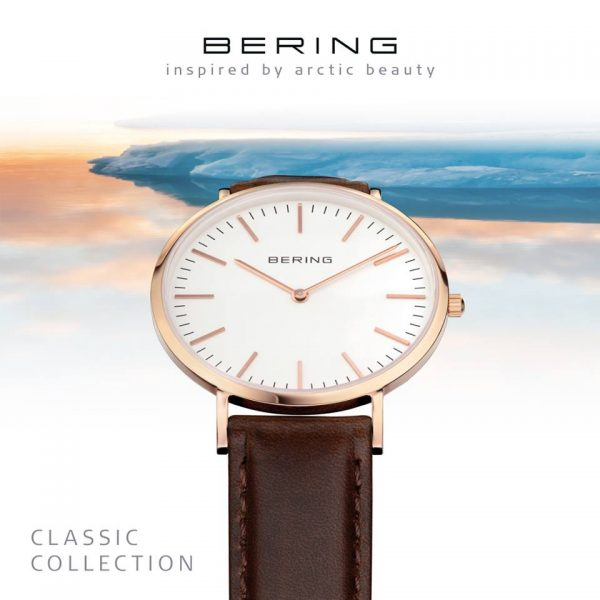 Montre bering classic homme