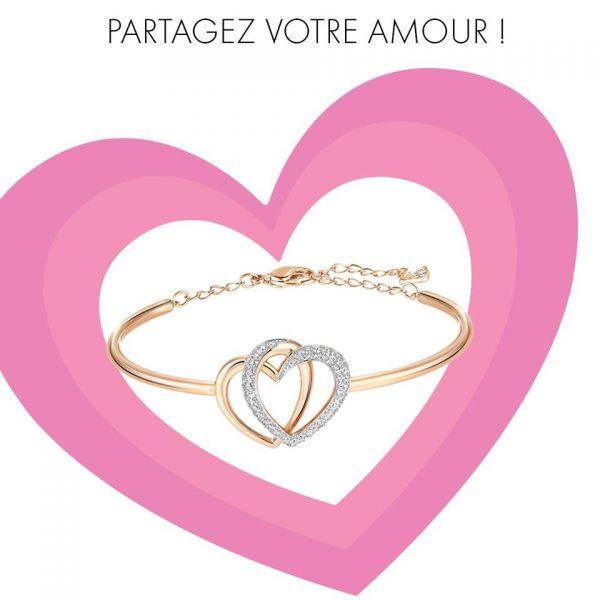bracelet dear swarovski